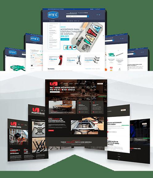 agencia de desenvolvimento de sites